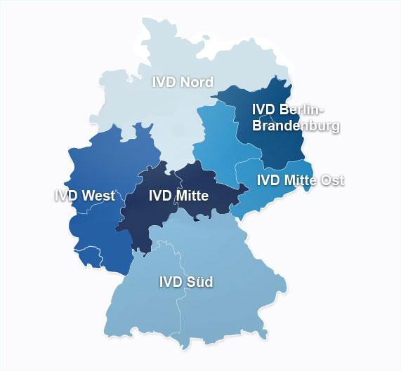 IVD Regionalverbände
